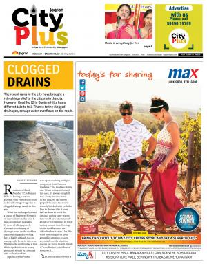 Banjarahills Vol 6, Issue 16, 18-24 April 2015