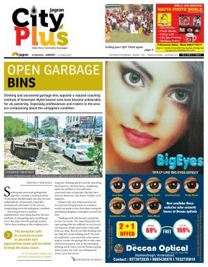 Ameerpet Vol 6, Issue 17, 23-29 April 2015