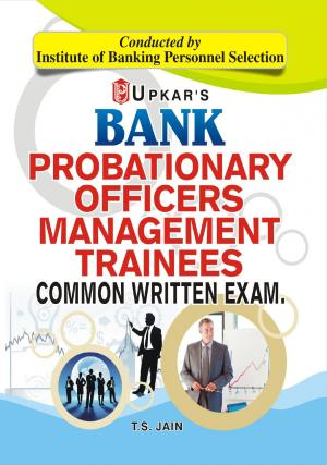 Bank Probationary Officers / Management Trainees Common Written Exam. - Read on ipad, iphone, smart phone and tablets