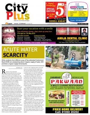 Secunderabad Vol 5 Issue 17, 24-30 April 2015 - Read on ipad, iphone, smart phone and tablets.