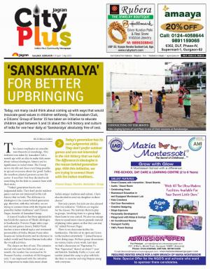 NCR-Gurgaon_Vol_9_Issue-33_Date_25 April 2015 to 01 May 2015