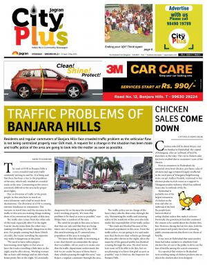 Banjarahills Vol 6, Issue 17, 25 April - 1 may 2015 - Read on ipad, iphone, smart phone and tablets.