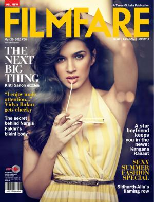 Filmfare 20-MAY-2015 - Read on ipad, iphone, smart phone and tablets.