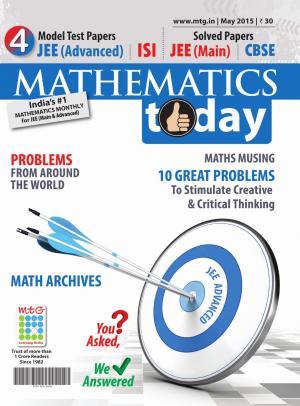 Mathematics Today-May2015