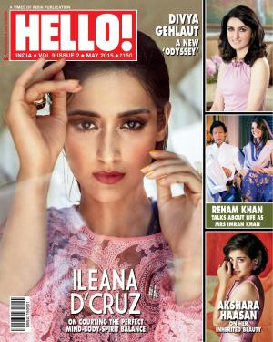 HELLO! INDIA MAY 2015 - Read on ipad, iphone, smart phone and tablets.
