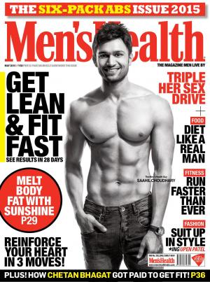 Men' Health -May 2015 - Read on ipad, iphone, smart phone and tablets.