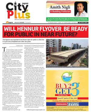 Bangalore-Banaswadi - Read on ipad, iphone, smart phone and tablets.