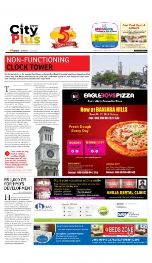 Secunderabad Vol 5 Issue 18 1-7 May 2015 - Read on ipad, iphone, smart phone and tablets.