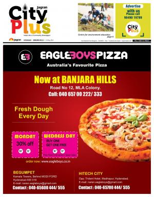 Banjarahills Vol 6, Issue 18, 2-8 May 2015 - Read on ipad, iphone, smart phone and tablets.