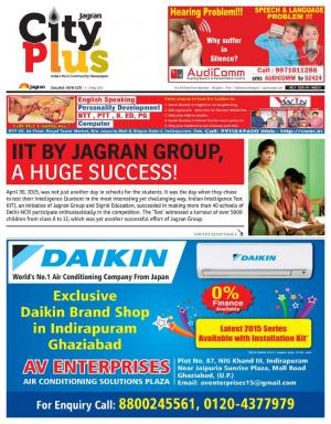NCR-New Ghaziabad/Ghaziabad_Vol-9_Issue-34_Date-03 May 2015 to 09 May 2015