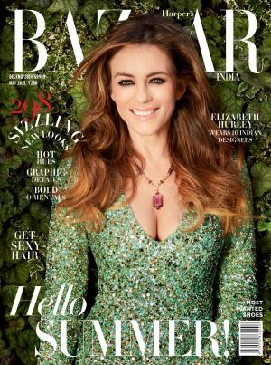Harper's Bazaar-May 2015