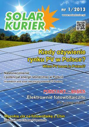 Solar Kurier - Read on ipad, iphone, smart phone and tablets.