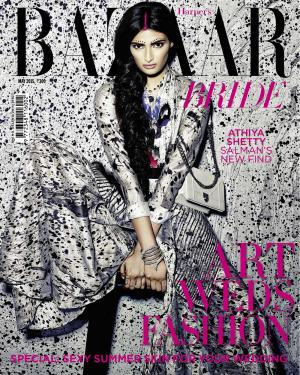 Harper's Bazaar Bride-May 2015