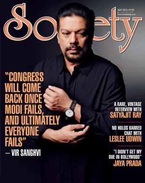 Society May 2015 - Read on ipad, iphone, smart phone and tablets.