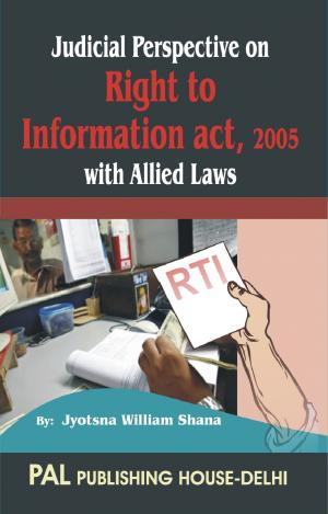 Right To Information Act, 2005 - Read on ipad, iphone, smart phone and tablets.