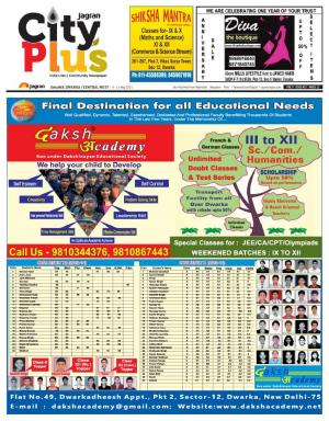 Delhi-Dwarka_Vol-9_Issue-35_Date_09 May 2015 to 15 May 2015
