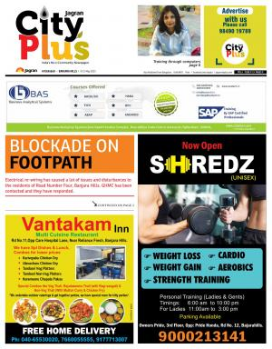 Banjarahills Vol 6, Issue 19, 0-15 Mayl 2015 - Read on ipad, iphone, smart phone and tablets.
