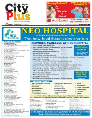 NCR-Noida_Vol-9_Issue-35_Date-10 May 2015 to 16 May 2015 - Read on ipad, iphone, smart phone and tablets.
