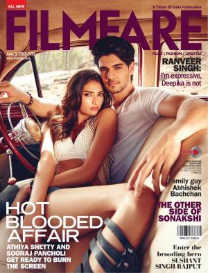 Filmfare 03-JUNE-2015 - Read on ipad, iphone, smart phone and tablets.