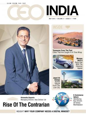 CEO INDIA MAY 2015 - Read on ipad, iphone, smart phone and tablets.