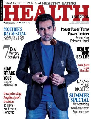 HEALTH & NUTRITION MAY -2015 - Read on ipad, iphone, smart phone and tablets.