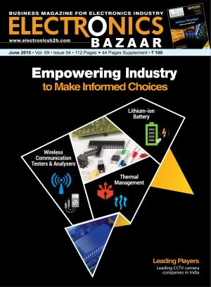 Electronics Bazaar,June 2015 - Read on ipad, iphone, smart phone and tablets.