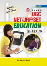 UGC-NET/JRF/SET Education (Paper-II)