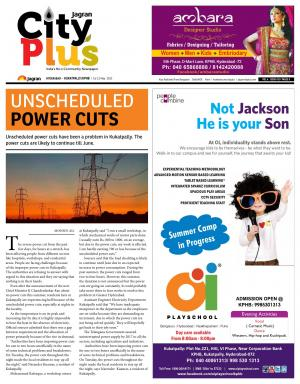 Kukatpally Vol 6, Issue 20, 16-22 may 2015 - Read on ipad, iphone, smart phone and tablets.