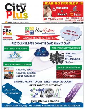 Delhi - East Delhi_Vol-9_Issue-36_Date_17 May 2015 to 23 May 2015