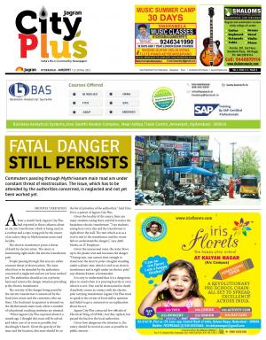 Ameerpet Vol 6, Issue 21, 22-28 May 2015