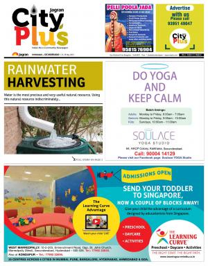 Secunderabad Vol 5 Issue 21, 22-28 May 2015 - Read on ipad, iphone, smart phone and tablets.