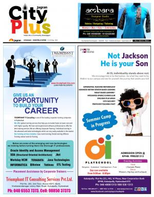Kukatpally Vol 6, Issue 21, 23-29 may 2015 - Read on ipad, iphone, smart phone and tablets.