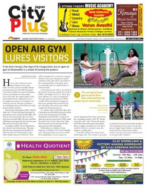 Delhi-South -West Delhi_Vol-9_Issue-37_Date_24 May 2015 to 30 May 2015