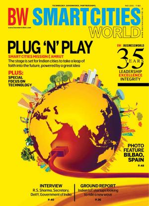 BW SMART CITIES WORLD - Read on ipad, iphone, smart phone and tablets.