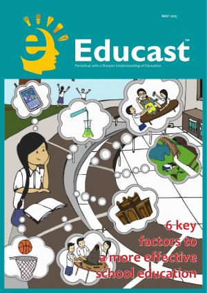 Educast May 2015 - Read on ipad, iphone, smart phone and tablets.