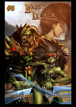 The Beast Legion - Read on ipad, iphone, smart phone and tablets