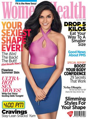 Women's Health-June 2015