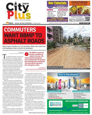 Bangalore - Whitefield / Marathahalli - Read on ipad, iphone, smart phone and tablets.