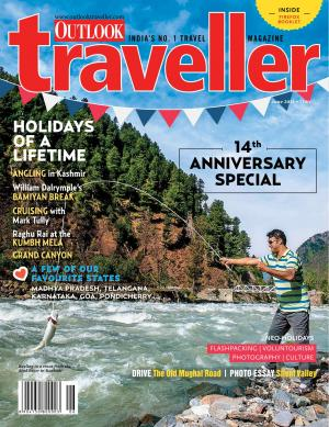 Outlook Traveller June 2015
