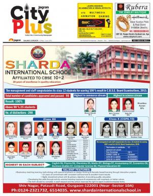 NCR-Gurgaon_Vol_9_Issue-38_Date_30 May 2015 to 05 June 2015