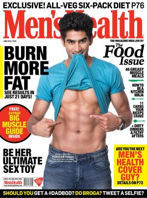 Men's Health- June 2015 - Read on ipad, iphone, smart phone and tablets.