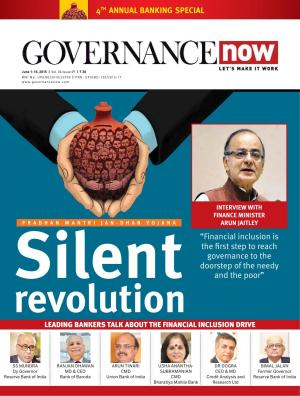 Governancenow Volume 6 Issue 9 - Read on ipad, iphone, smart phone and tablets.