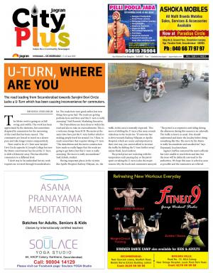 Secunderabad Vol 5 Issue 23, 5-11 June 2015