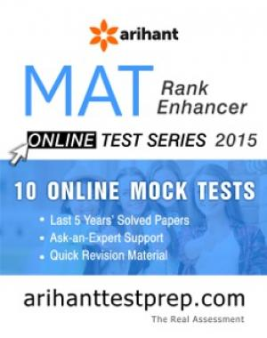 MAT Test Series 2015 - Read on ipad, iphone, smart phone and tablets