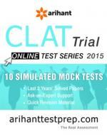 CLAT Test Series 2015