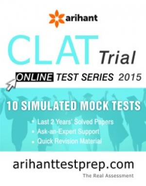 CLAT Test Series 2015