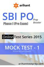 SBI PO(Pre) Mock Test 1