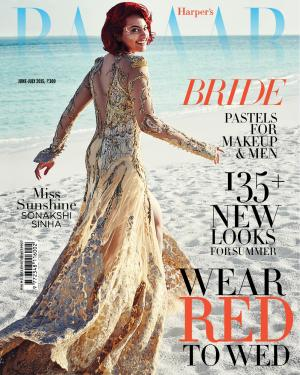 Harper's Bazaar Bride-June 2015