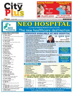 NCR-Noida_Vol-9_Issue-38_Date_07 June 2015 to 13 june 2015 - Read on ipad, iphone, smart phone and tablets.