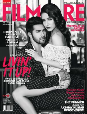 Filmfare 1-JULY-2015 - Read on ipad, iphone, smart phone and tablets.